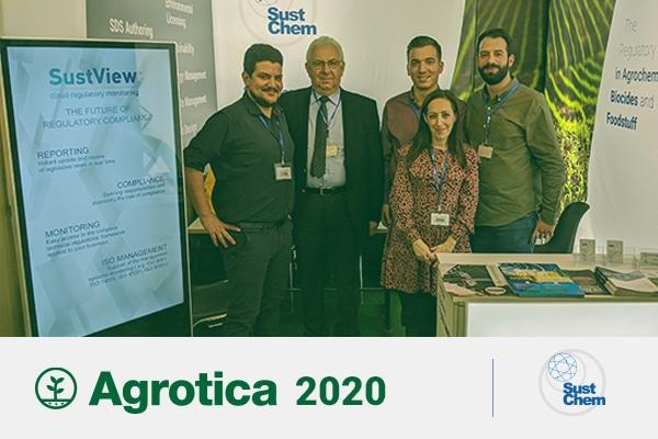 SustChem @ Agrotica 2020